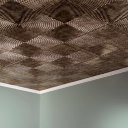 Fasade - 2ft x 2ft Echo Glue Up Ceiling Tile / Ceiling Panel