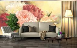 3D Blooming Flowers 455 Wall Paper Wall Print Decal Wall Dec