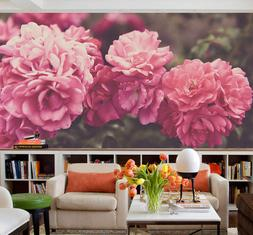 3D Blooming flowers 547 Wall Paper Print Wall Decal Deco Ind