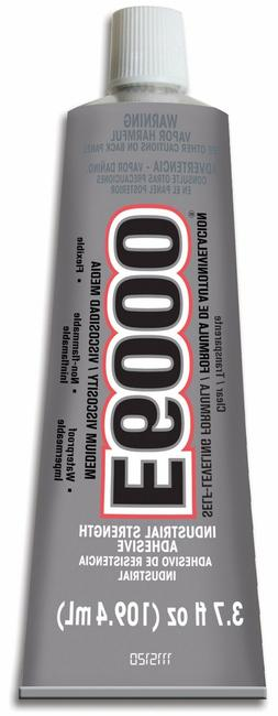 AMAZING GOOP E6000 CRAFT Glue Adhesive CLEAR 3.7 OZ 2 tubes