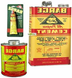 BARGE AP All Purpose Contact CEMENT Rubber Leather Glue Shoe