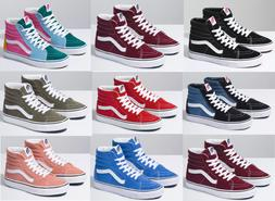 Vans CLASSIC SK8 Hi Canvas Sneaker Shoes All Size NEW IN BOX