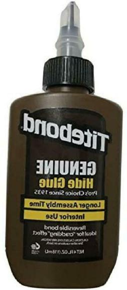 Titebond Genuine Hide Glue 4-Ounce
