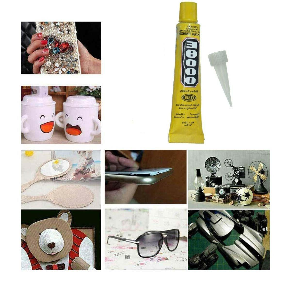 E8000 Glue Sealant for Shoes