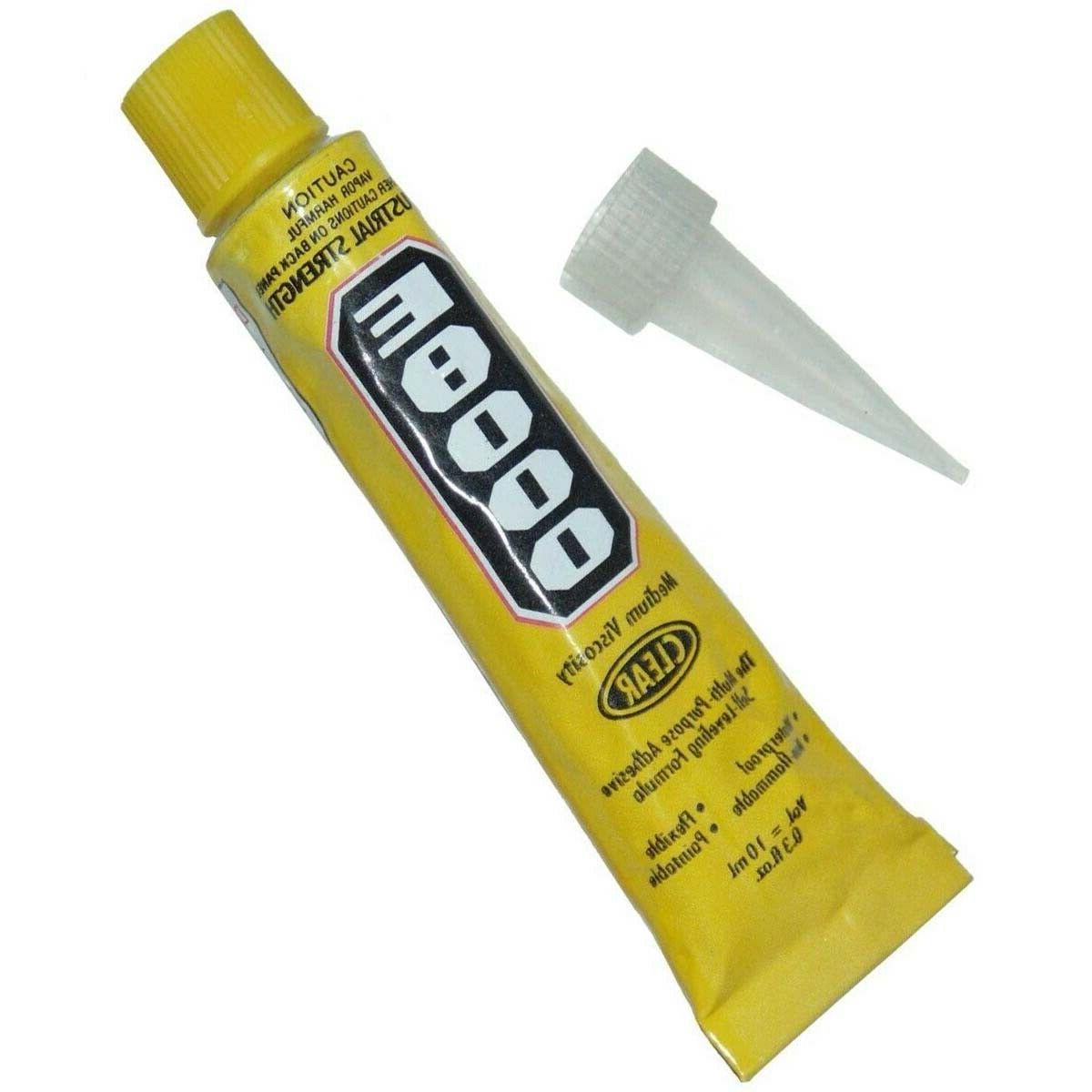 e8000 clear glue adhesive sealant waterproof