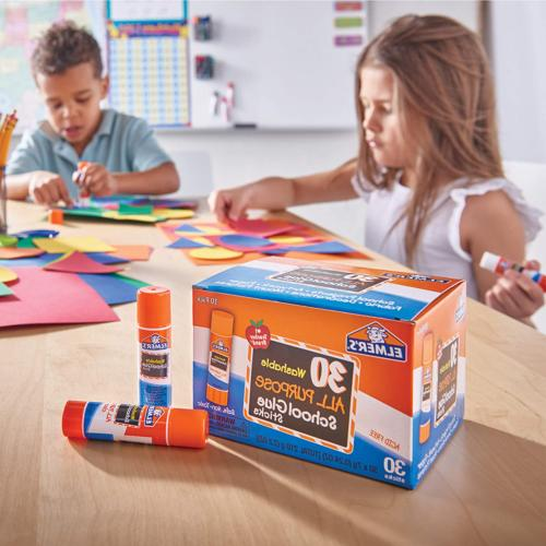 Elmers Glue Washable Crafts Pack FREE SHIPPING