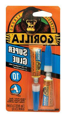 Gorilla  High Strength  Liquid  Super Glue  .22 oz.