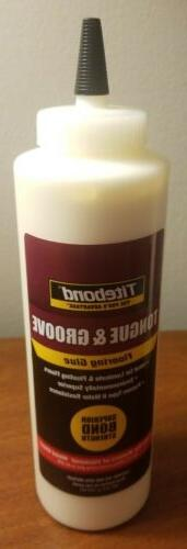 Lot 2104 and Groove Flooring Glue 16 Oz