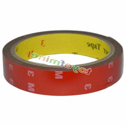 3M Permanent Double Sided Adhesive Super Car LED