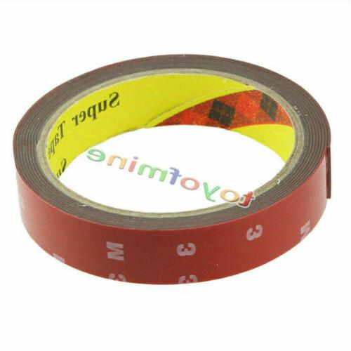 3M Permanent Sided Adhesive Super Sticky LED
