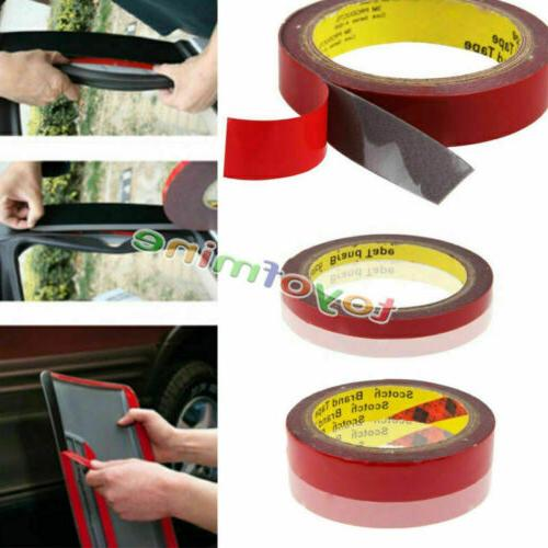 strong permanent double sided adhesive glue tape
