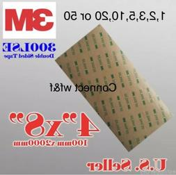 Lot 1-50 3M 300LSE Strong Adhesive Pad Glue Cell Phone Camer