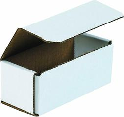 "Aviditi M1063 Corrugated Mailers, 10"" X 6"" X 3"", Oyster Whit"