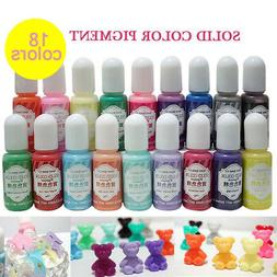 UV Resin Pigment Polish Solid Glue for Silicone Mold Jewelry